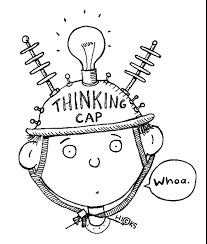 thinking cap